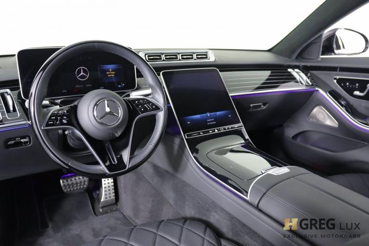 2021 Mercedes Benz S Class S 580 #1