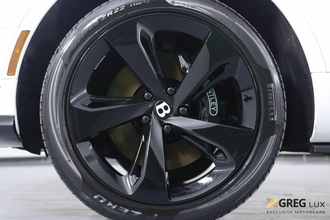 2021 Bentley Bentayga V8 #23