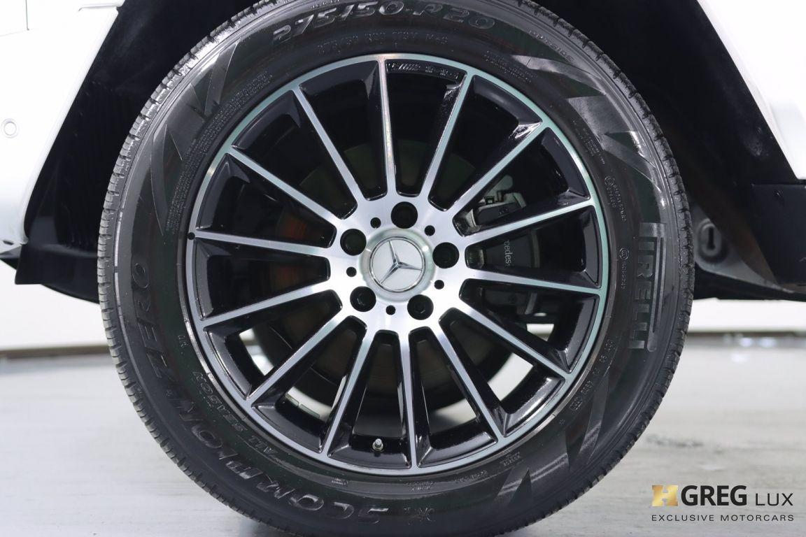 2020 Mercedes Benz G Class G 550 #23