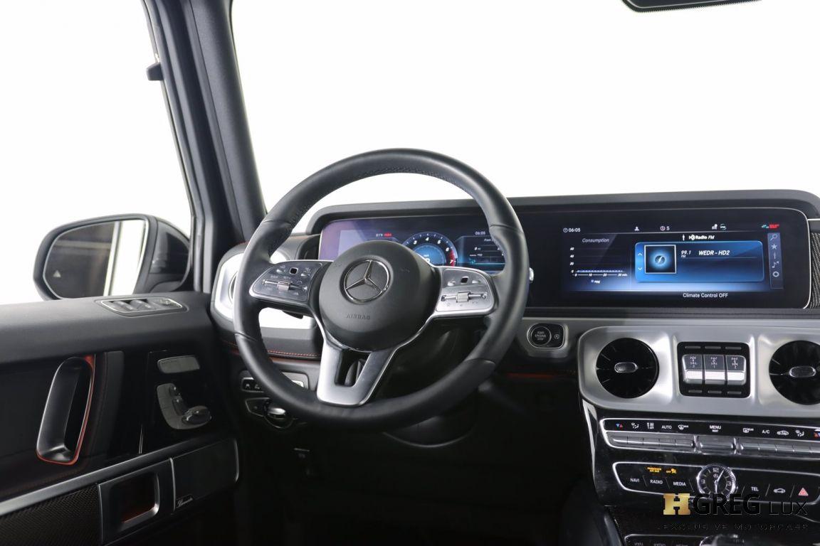 2020 Mercedes Benz G Class G 550 #52