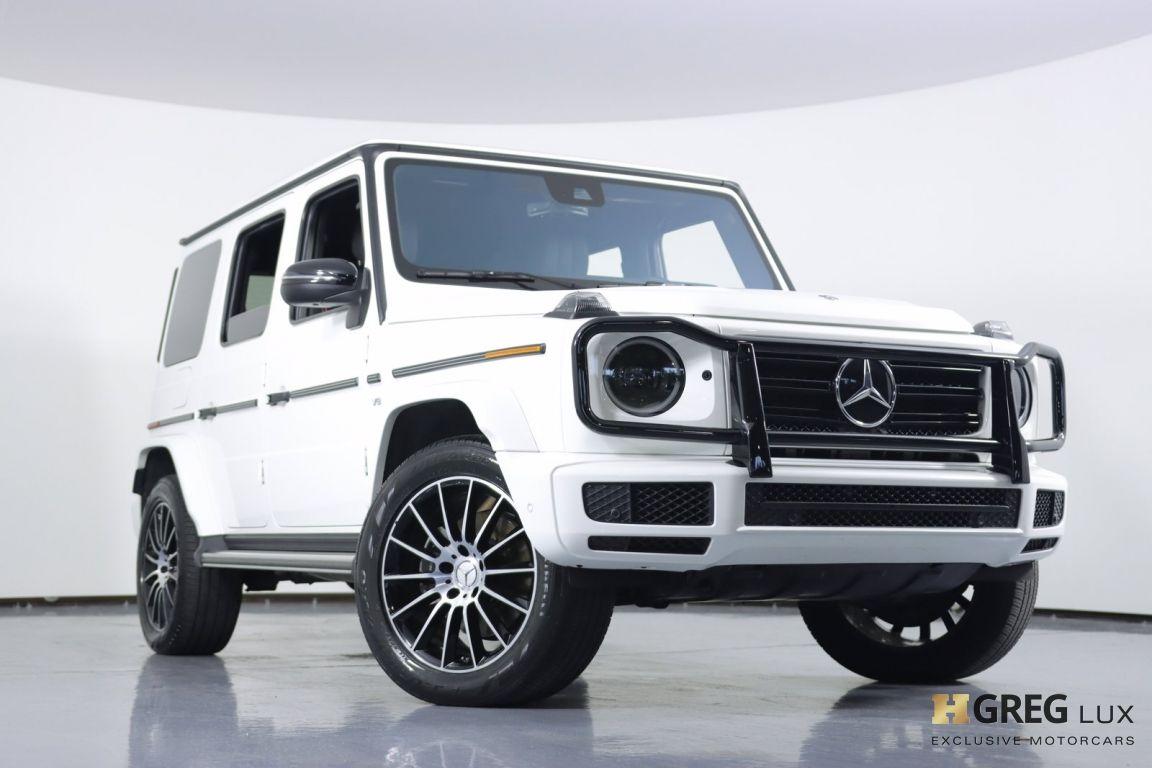 2020 Mercedes Benz G Class G 550 #27