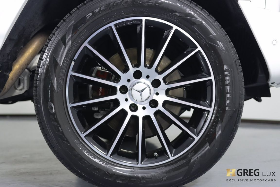 2020 Mercedes Benz G Class G 550 #12
