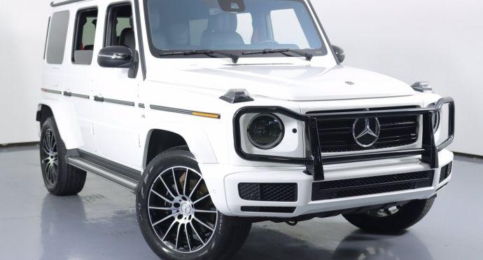 2020 Mercedes Benz G Class G 550 #0