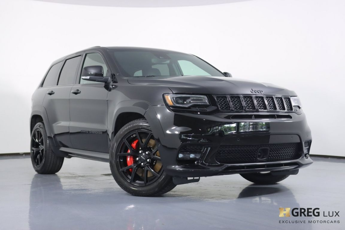 2021 Jeep Grand Cherokee SRT #27