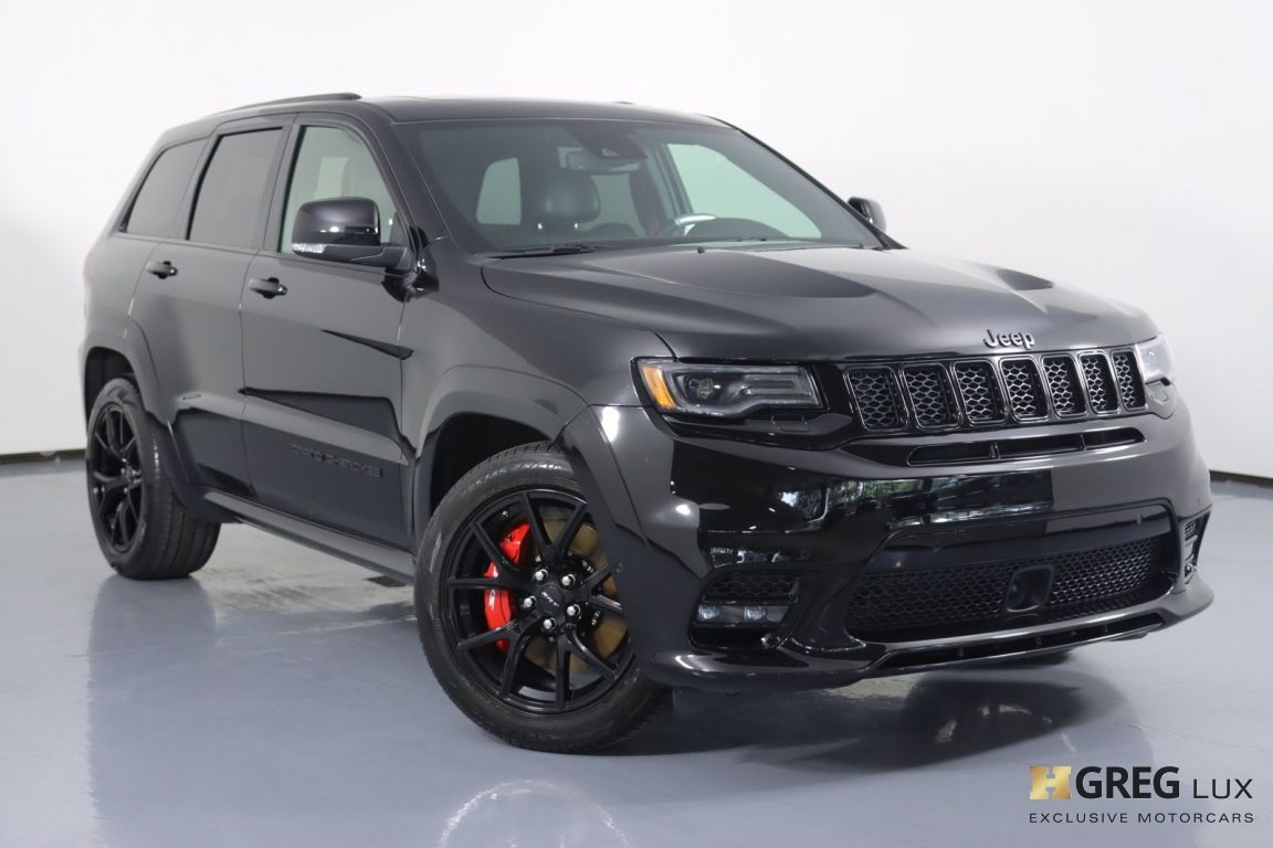 2021 Jeep Grand Cherokee SRT #0