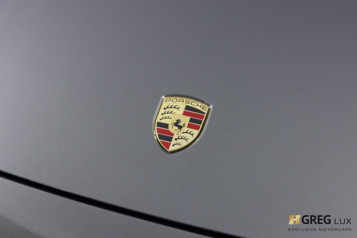 2020 Porsche 911 Carrera 4S #7