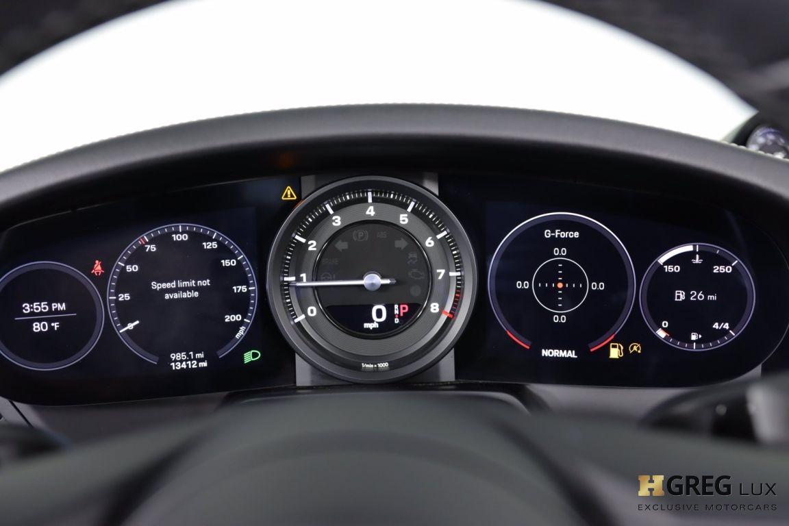 2020 Porsche 911 Carrera 4S #46