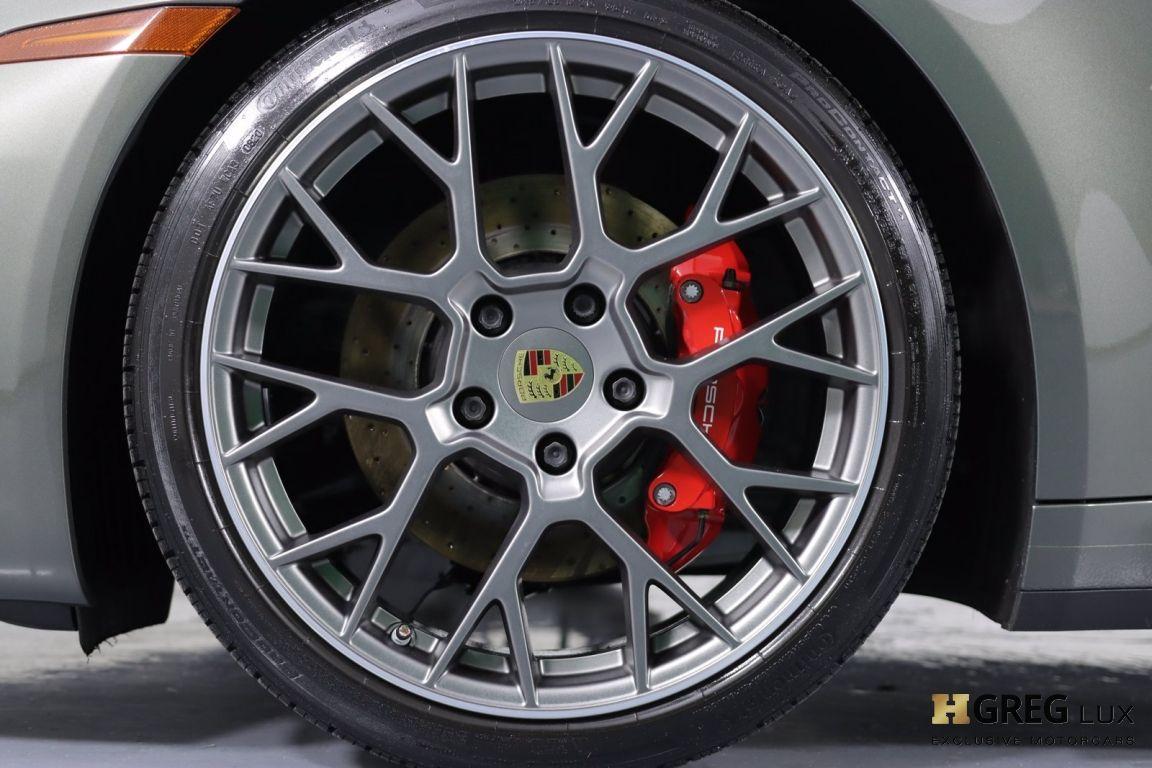 2020 Porsche 911 Carrera 4S #24