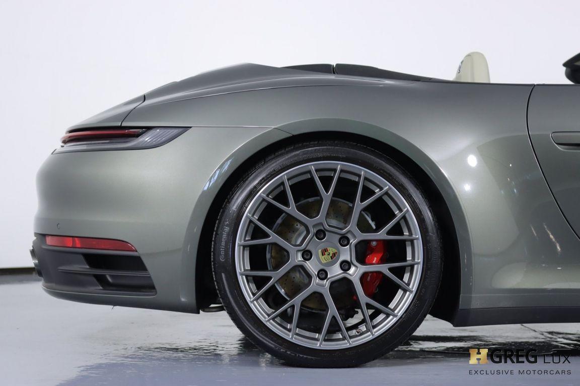 2020 Porsche 911 Carrera 4S #14