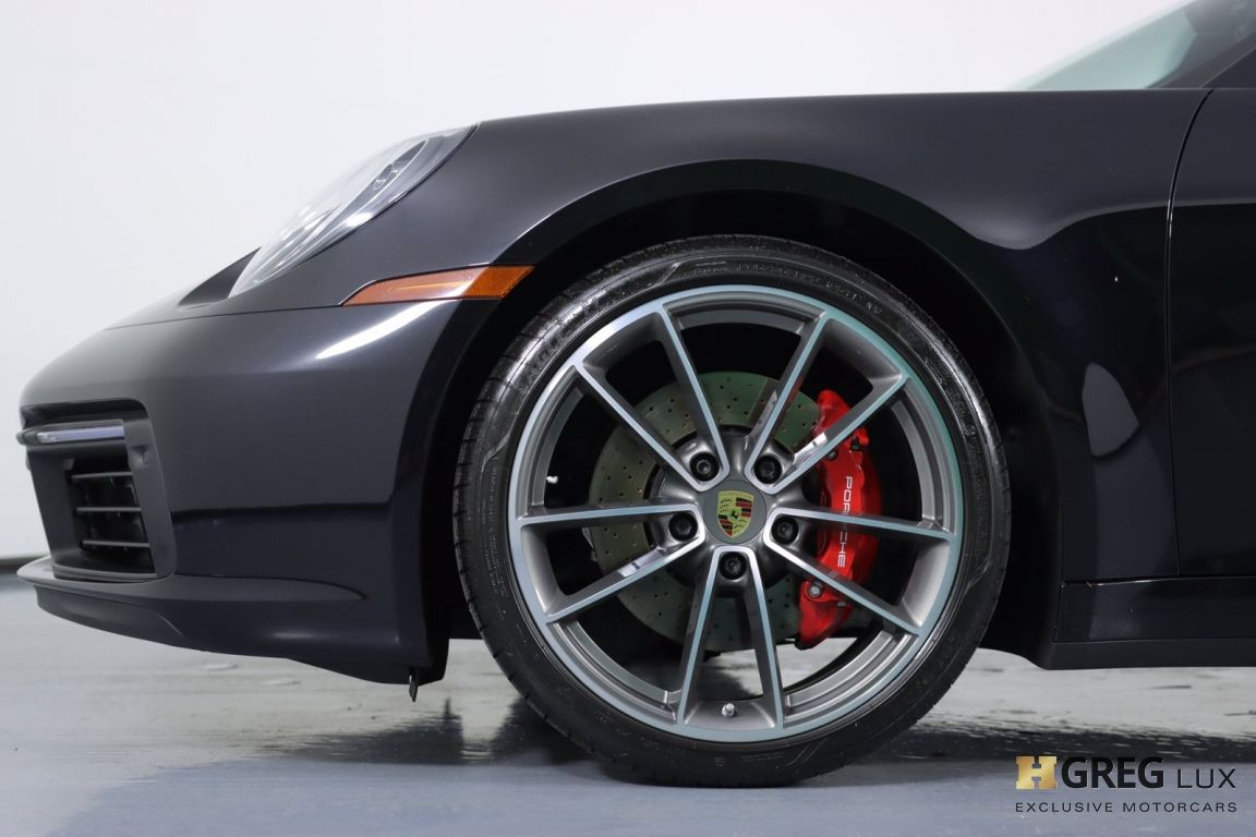 2020 Porsche 911 Carrera S #25
