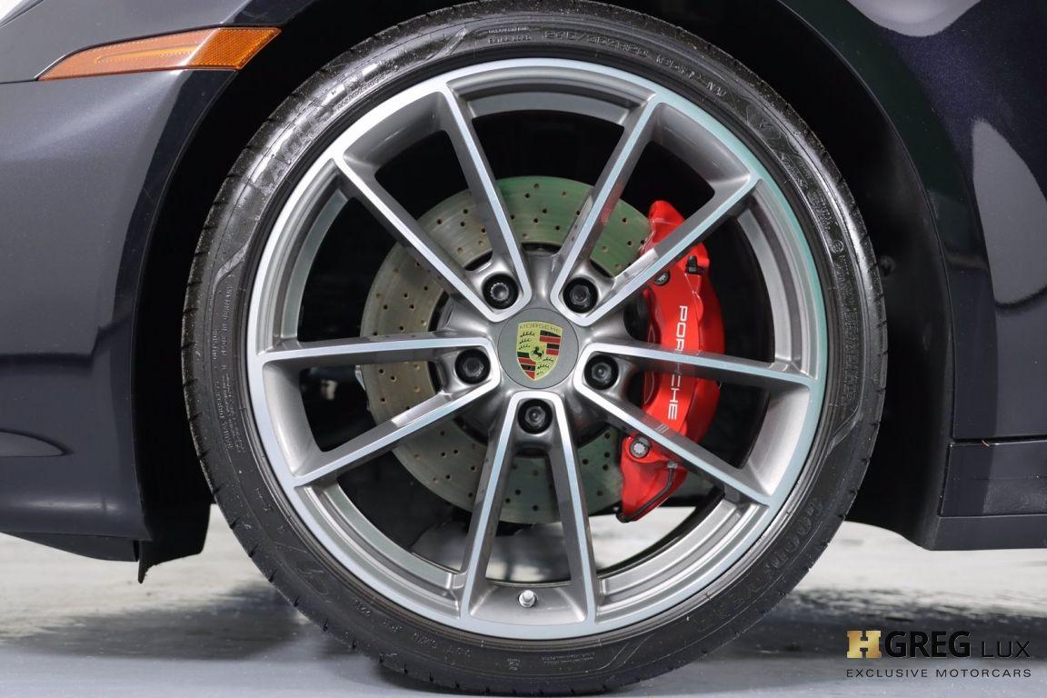 2020 Porsche 911 Carrera S #26