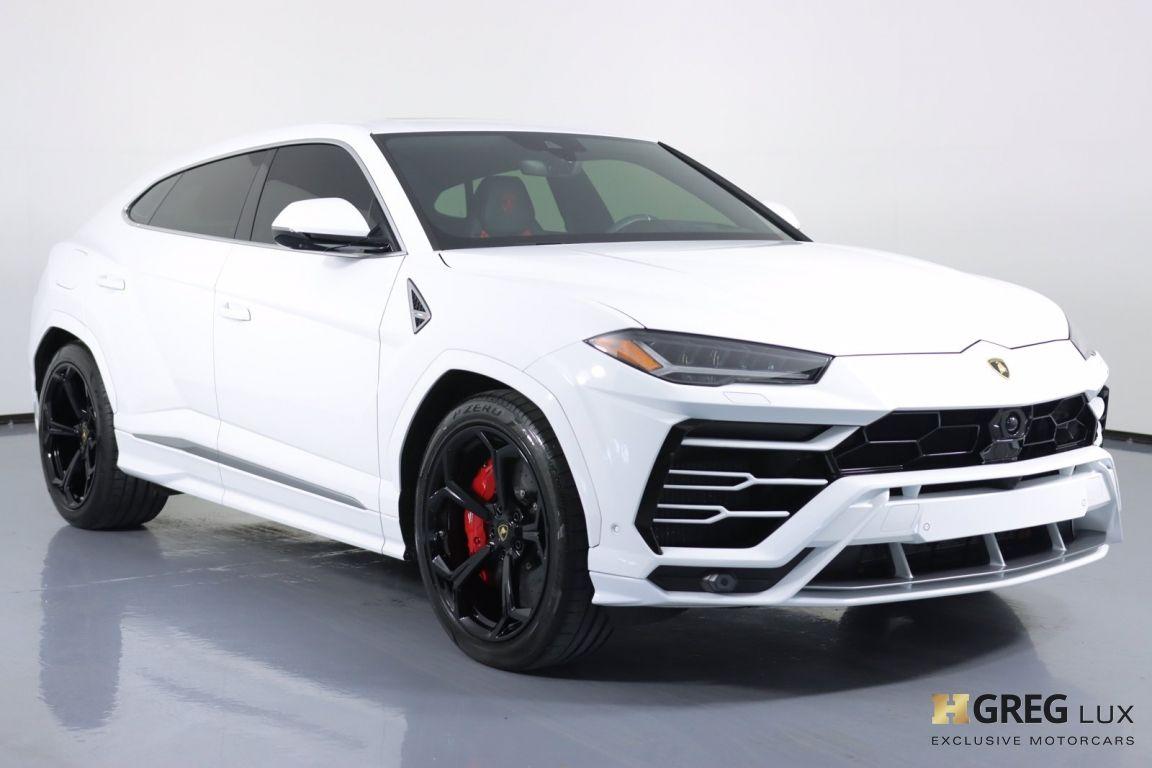 2021 Lamborghini Urus  #9
