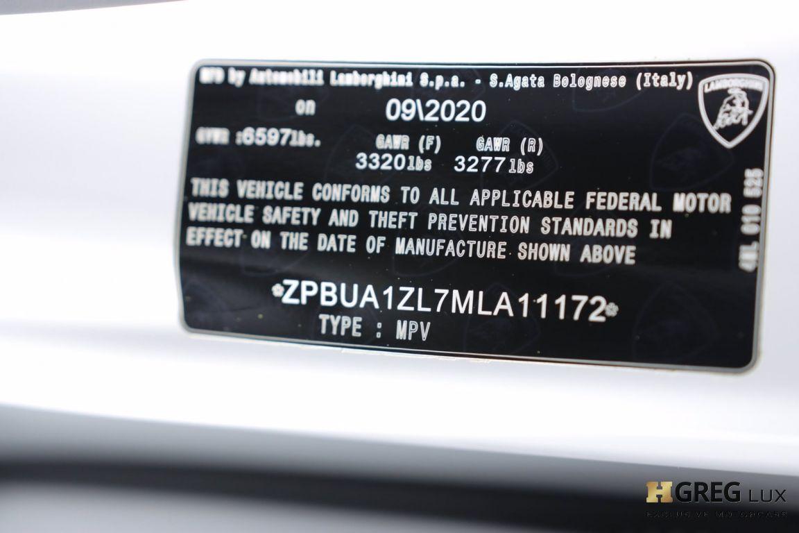 2021 Lamborghini Urus  #59