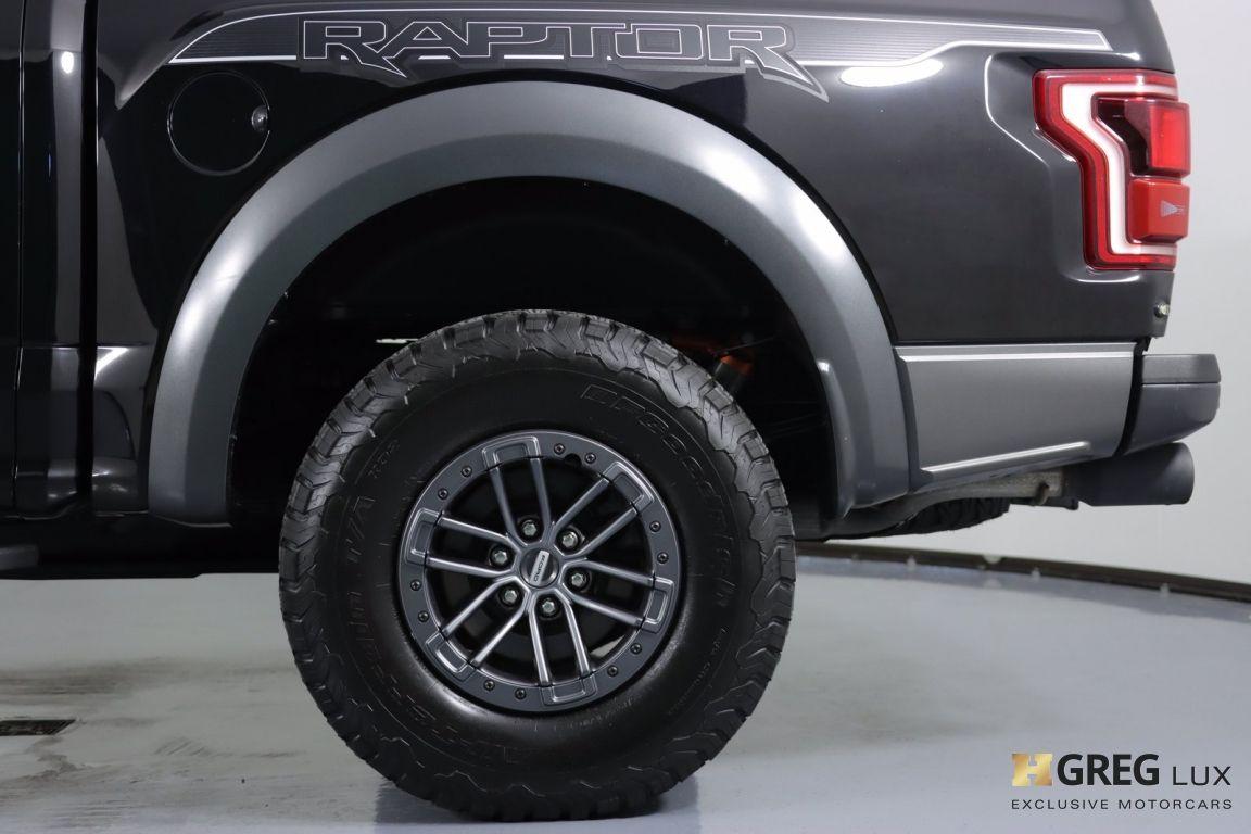 2019 Ford F 150 Raptor #25