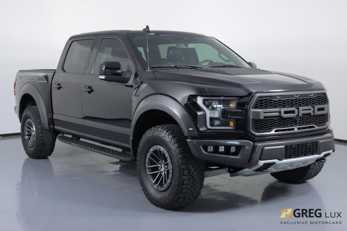 2019 Ford F 150 Raptor #9