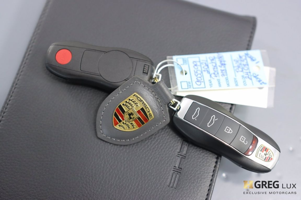 2021 Porsche 718 Spyder  #49