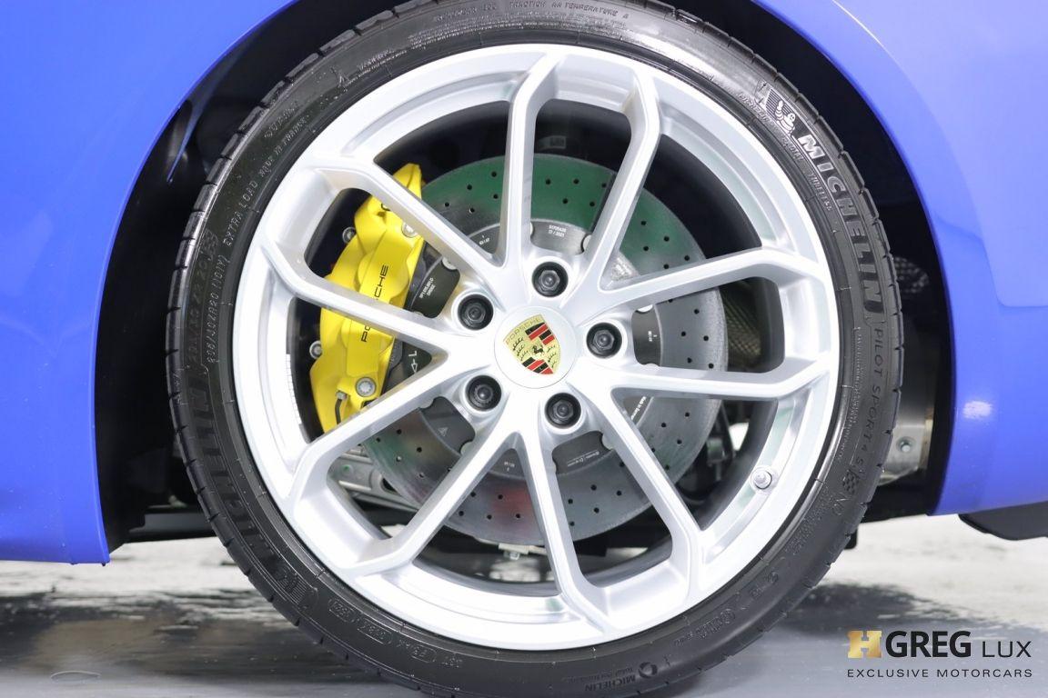 2021 Porsche 718 Spyder  #27