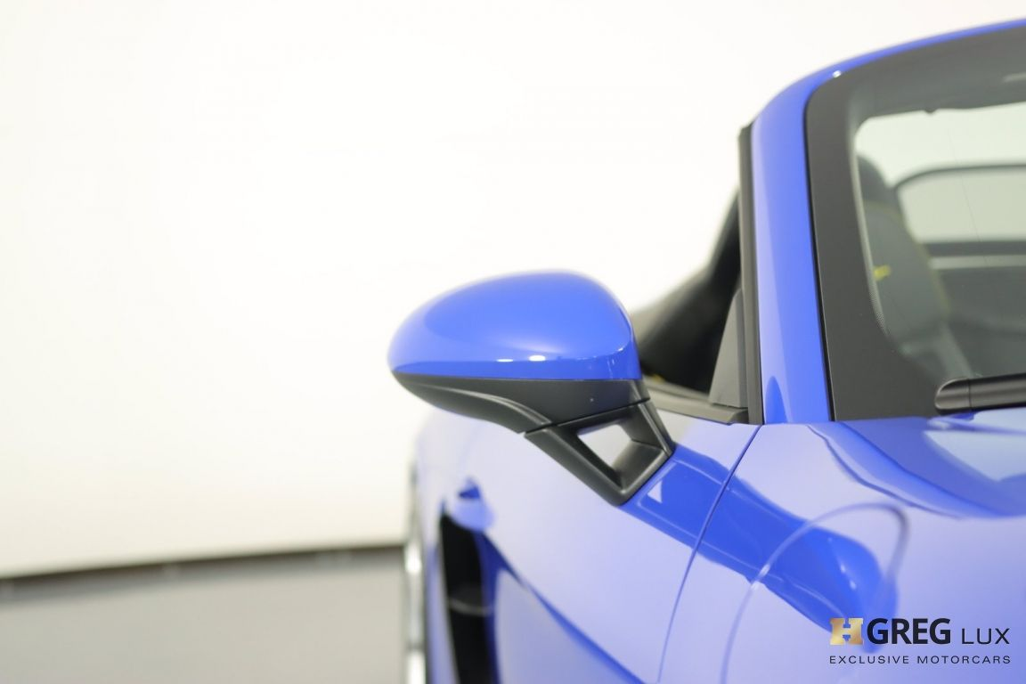2021 Porsche 718 Spyder  #9