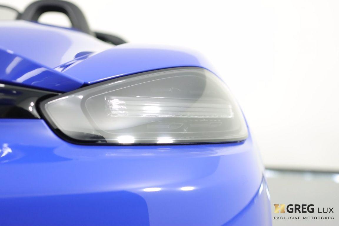 2021 Porsche 718 Spyder  #20