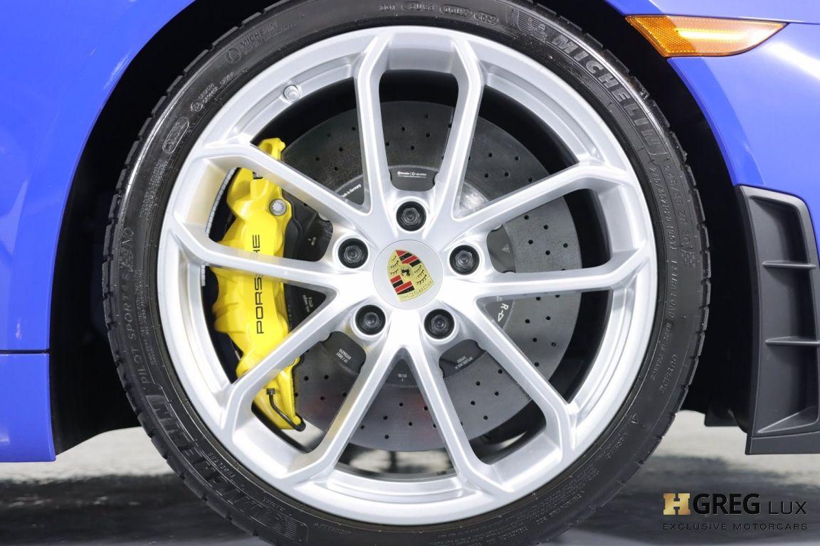 2021 Porsche 718 Spyder  #14