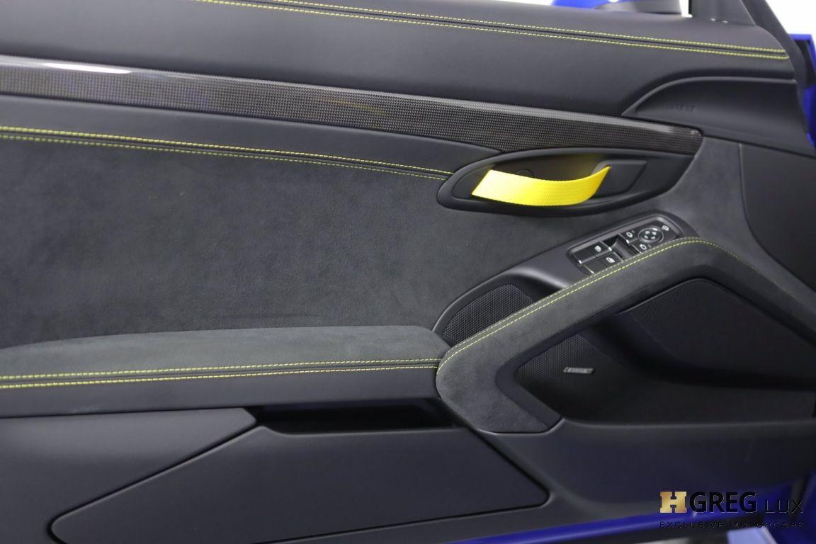 2021 Porsche 718 Spyder  #35