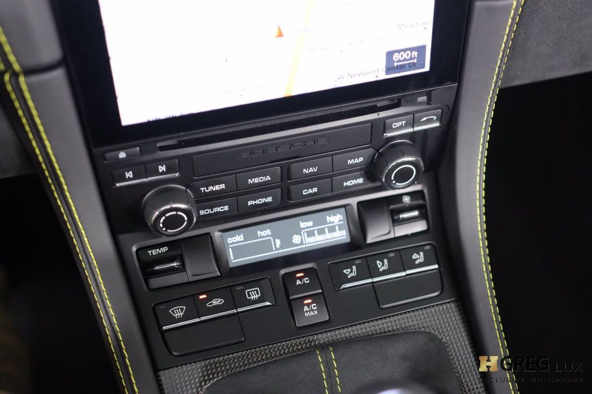 2021 Porsche 718 Spyder  #41