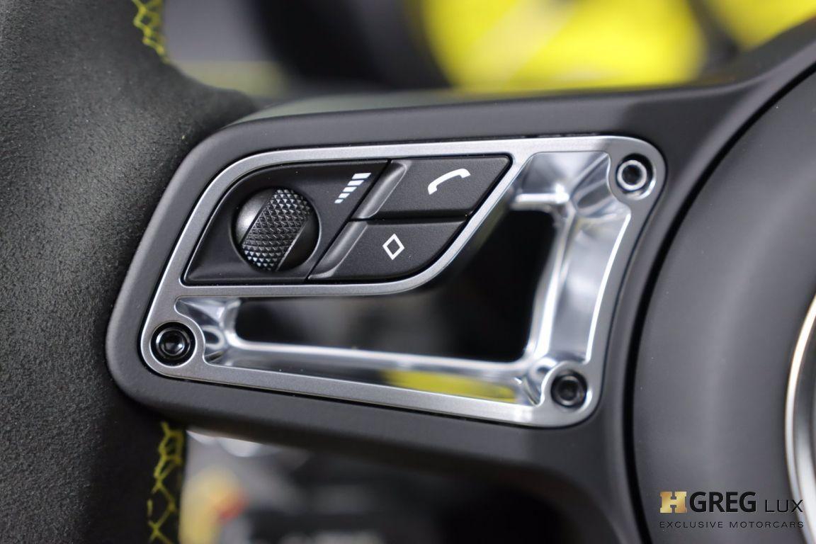 2021 Porsche 718 Spyder  #46