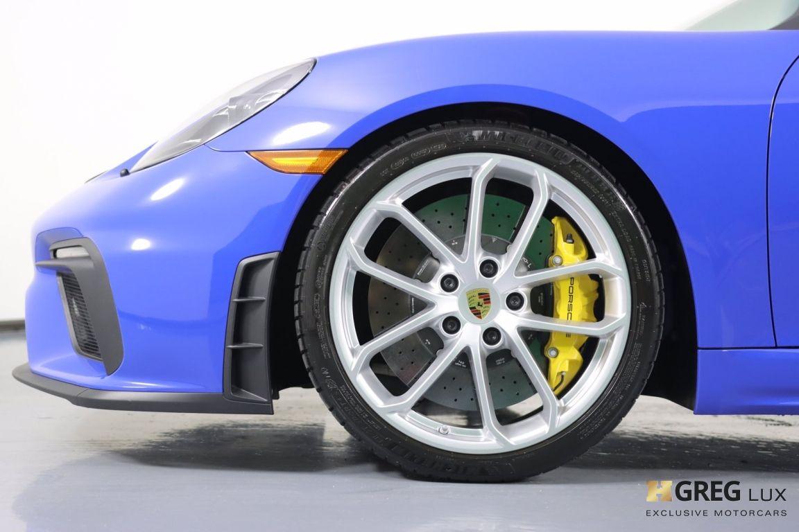 2021 Porsche 718 Spyder  #24