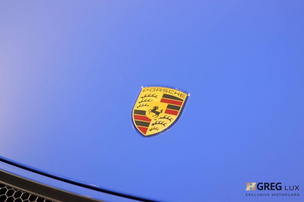 2021 Porsche 718 Spyder  #8