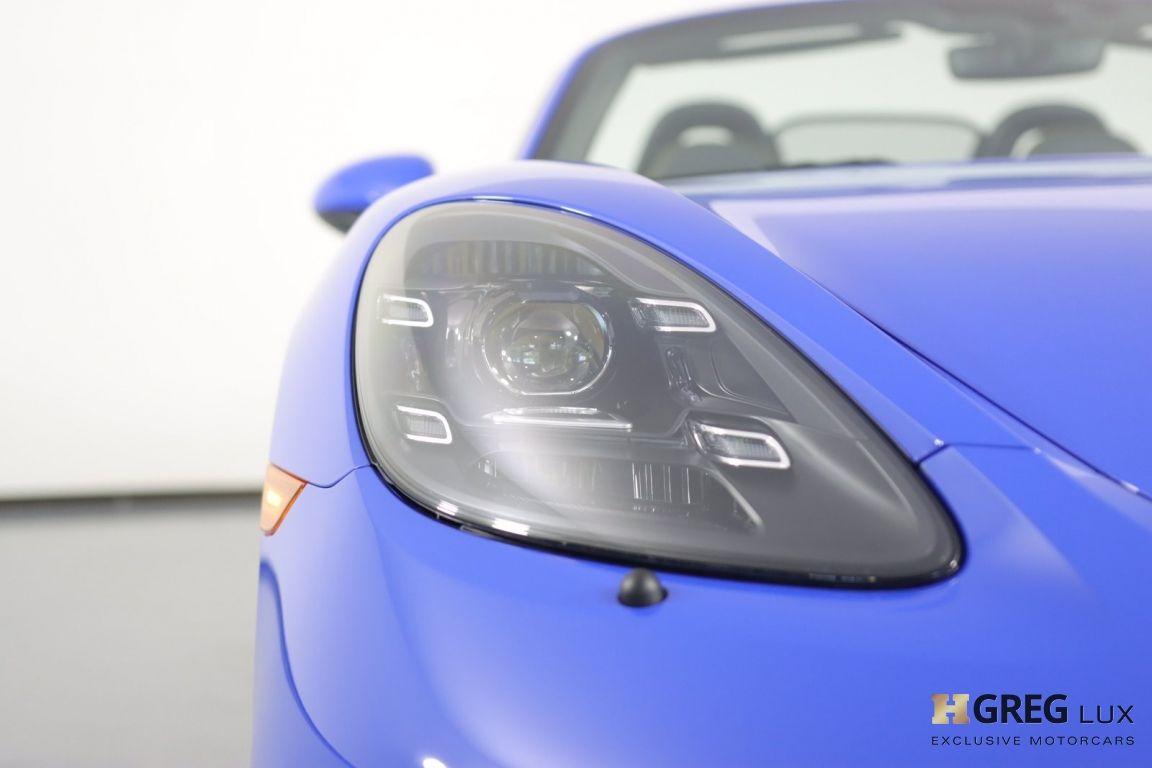 2021 Porsche 718 Spyder  #6