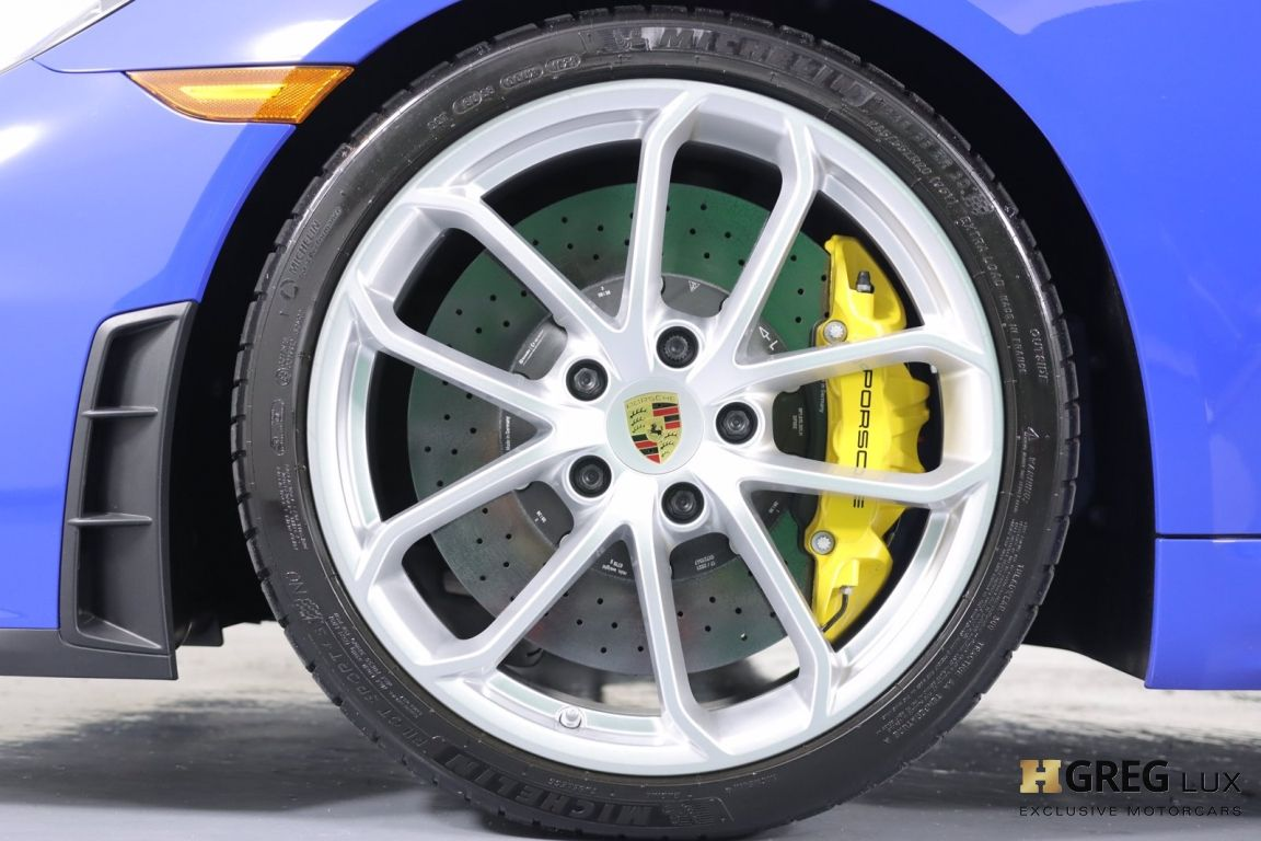 2021 Porsche 718 Spyder  #25
