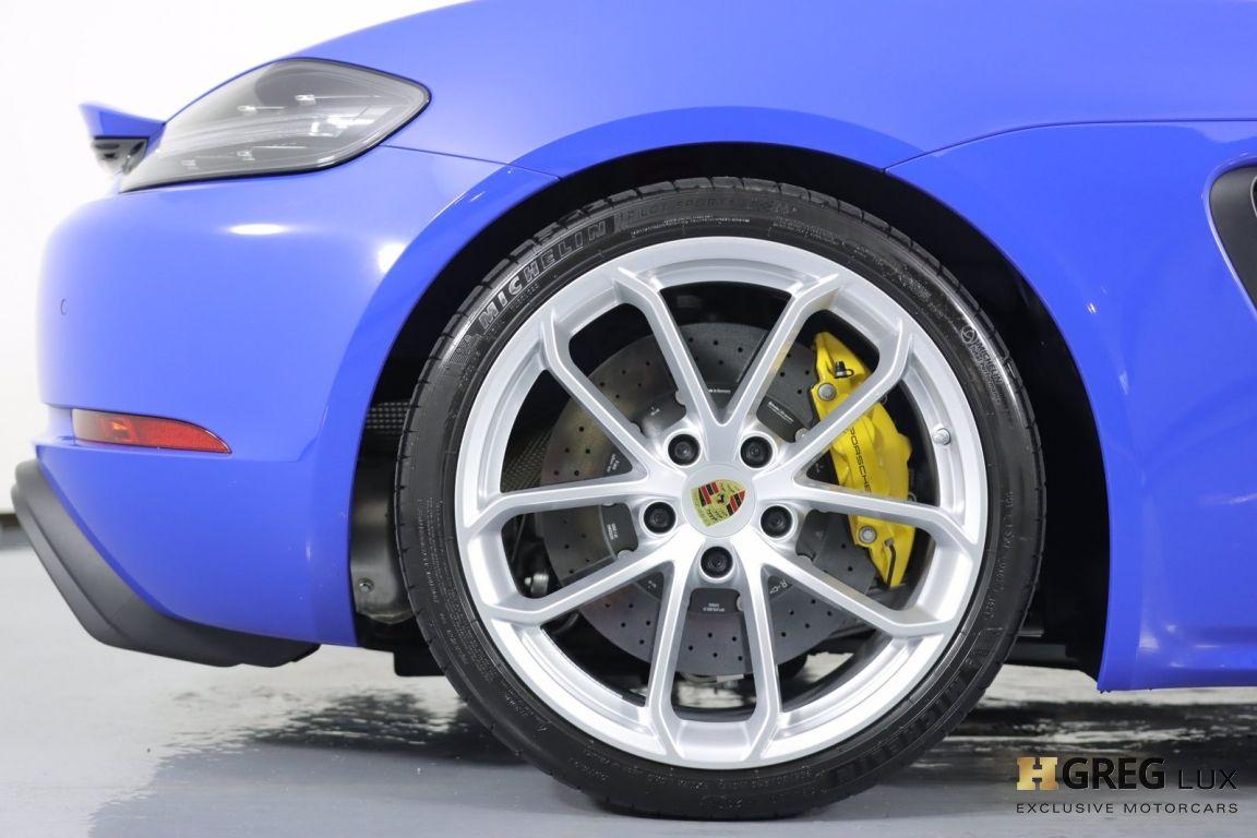 2021 Porsche 718 Spyder  #15