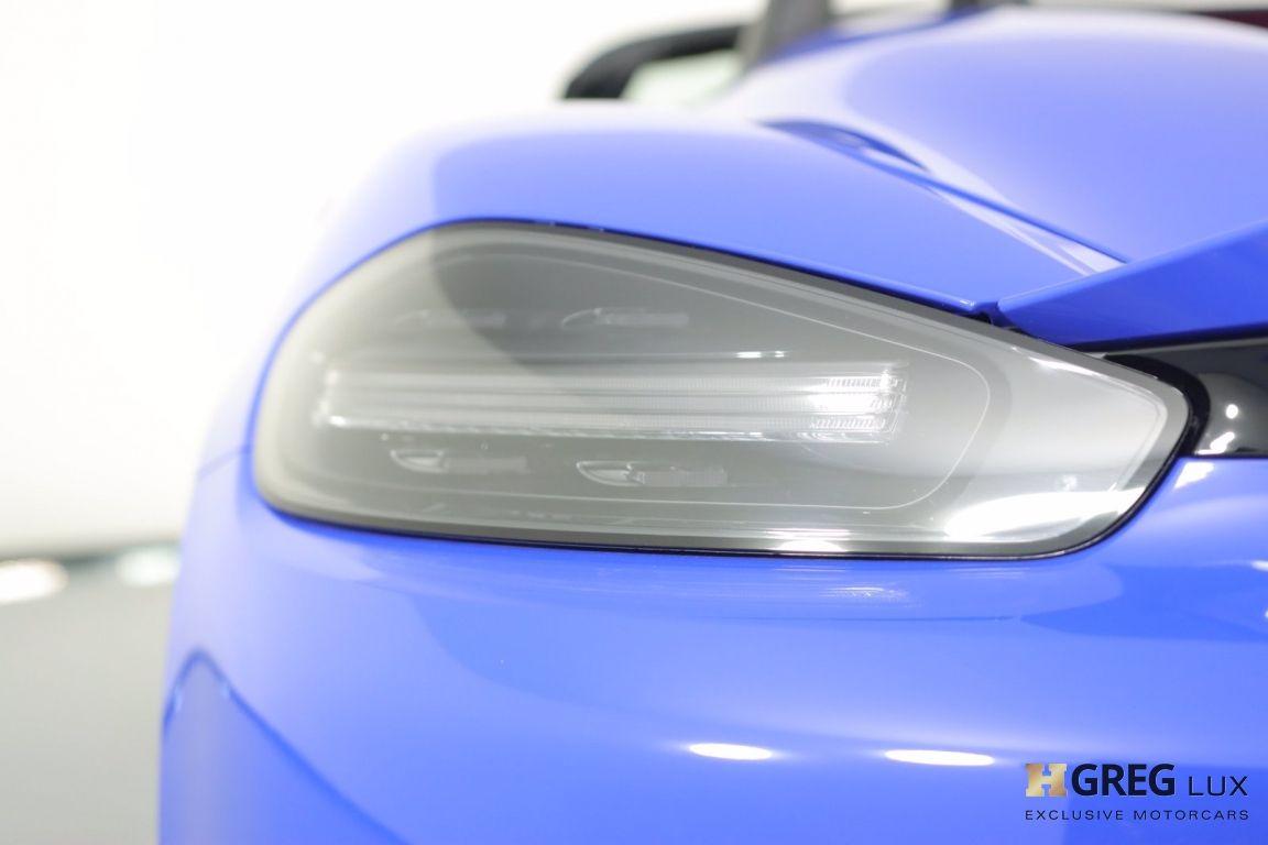 2021 Porsche 718 Spyder  #19