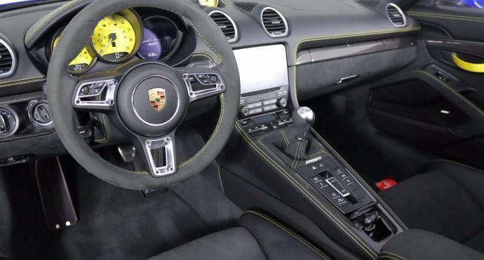 2021 Porsche 718 Spyder  #1