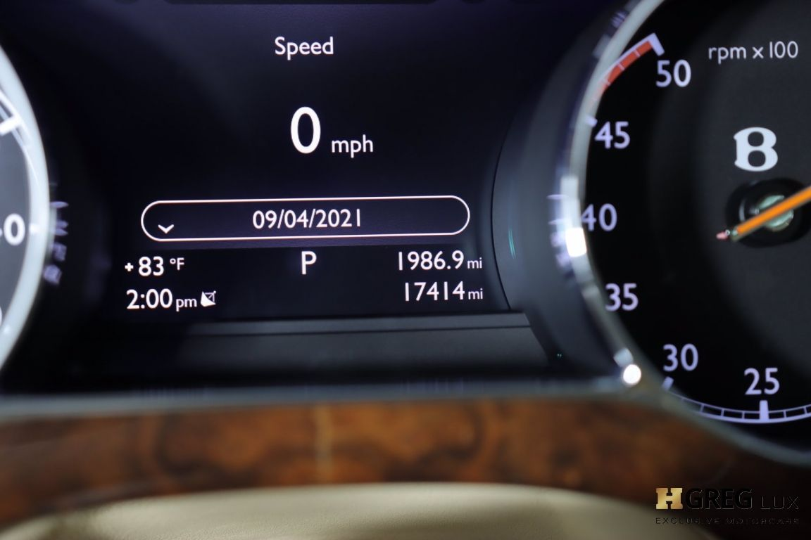 2017 Bentley Mulsanne  #46