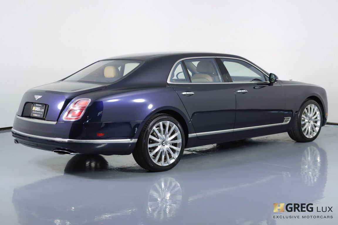 2017 Bentley Mulsanne  #15