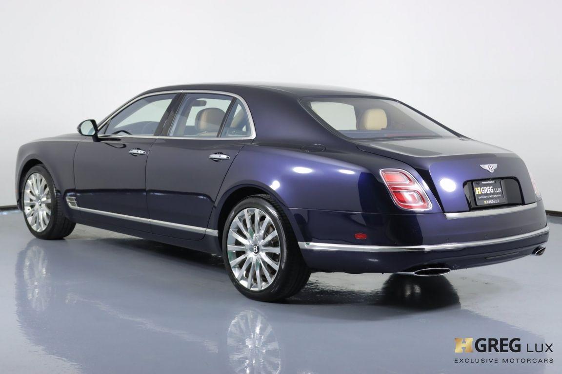 2017 Bentley Mulsanne  #20