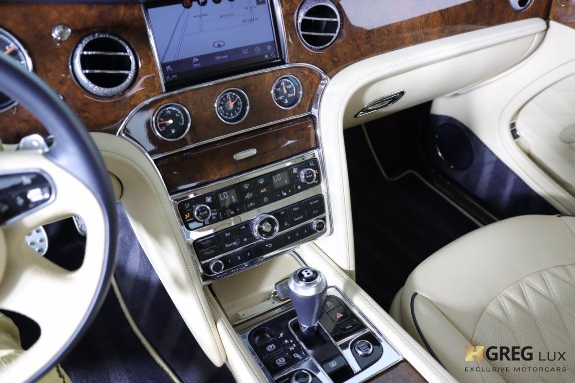 2017 Bentley Mulsanne  #39