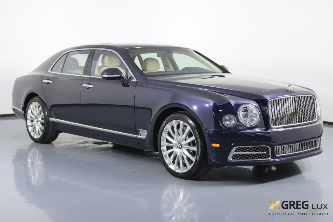 2017 Bentley Mulsanne  #9