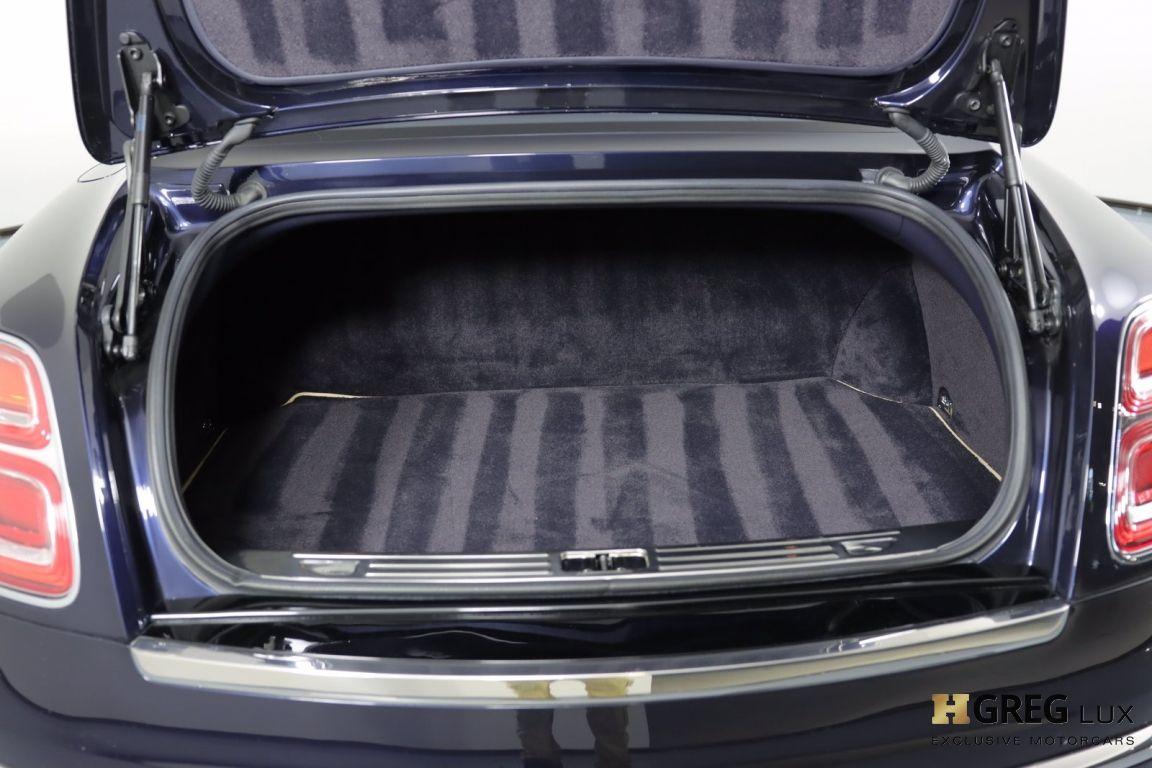 2017 Bentley Mulsanne  #52
