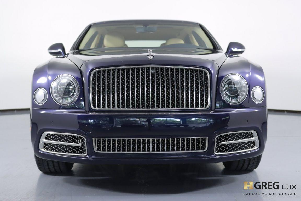 2017 Bentley Mulsanne  #3