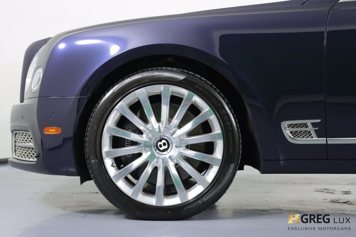 2017 Bentley Mulsanne  #21