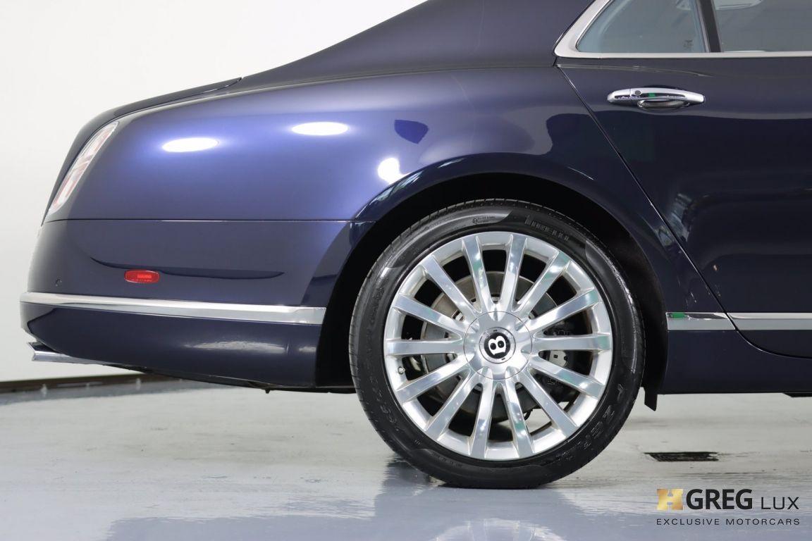 2017 Bentley Mulsanne  #13