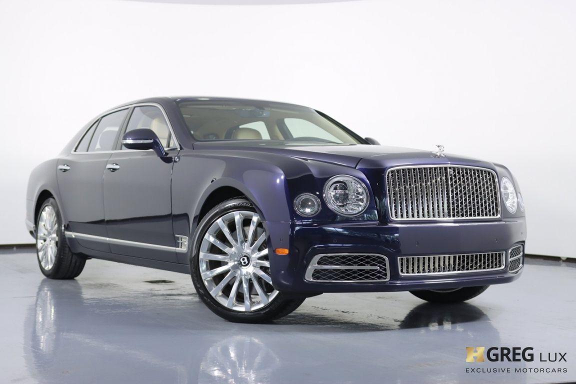 2017 Bentley Mulsanne  #26