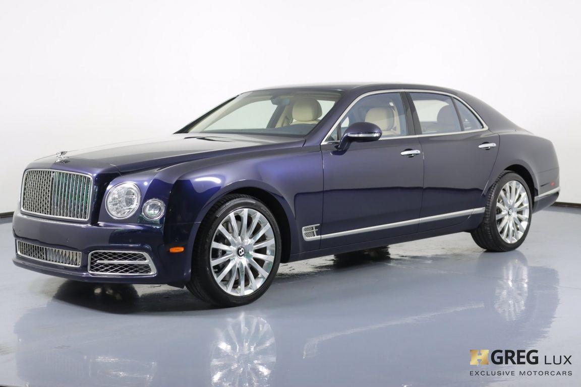 2017 Bentley Mulsanne  #25