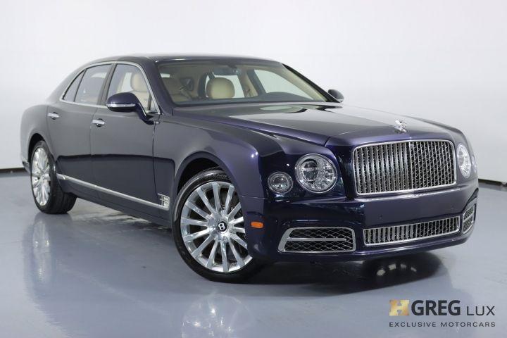 2017 Bentley Mulsanne  #0