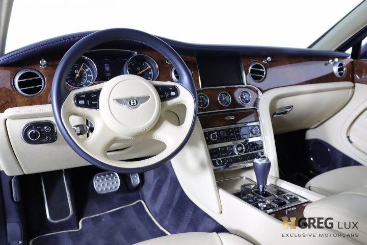2017 Bentley Mulsanne  #1