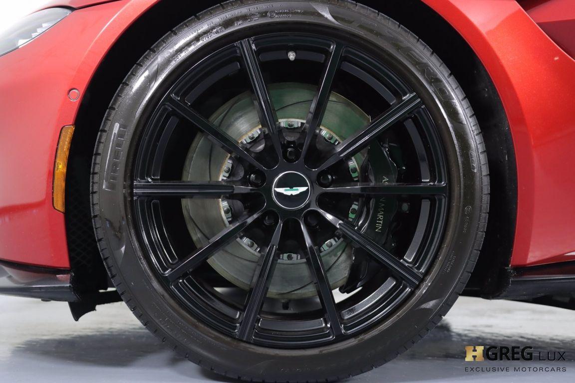 2020 Aston Martin Vantage  #23