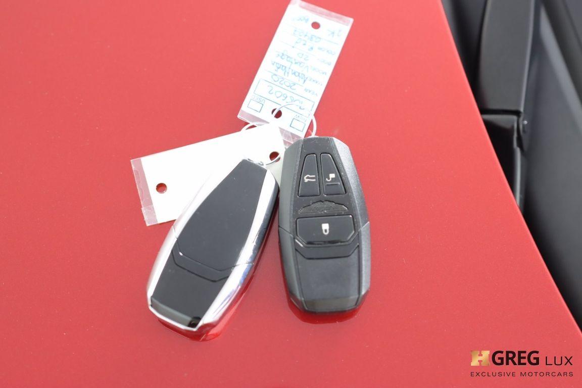 2020 Aston Martin Vantage  #47