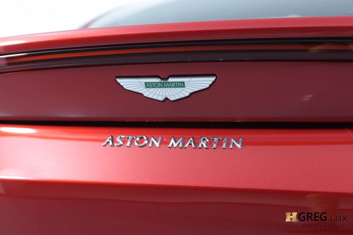 2020 Aston Martin Vantage  #19